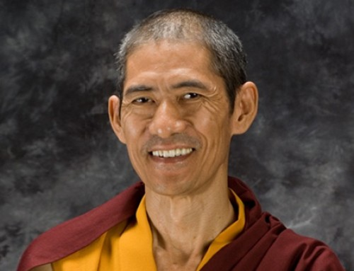Friday, October 18: Public Talk on Meditation ~ An Ancient Practice to Help You Understand Your Own Mind