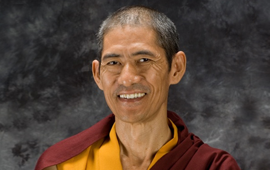 "Friday, November 9: ""Generosity,"" a Public Talk with Khenpo Pema Wangdak"