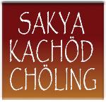 Sakya Kachod Choling Logo