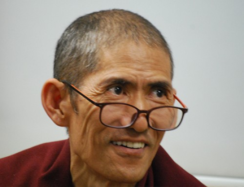 """Saturday, October 19: What It Means to """"Take Refuge"""" with Khenpo Pema"""