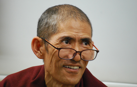 "Saturday, October 19: What It Means to ""Take Refuge"" with Khenpo Pema"