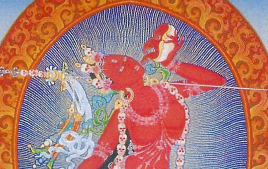 Summer 2018:  Vajrayogini Three-Month Retreat