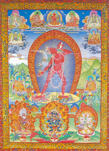 Vajrayogini & Other Retreats: Summer/Fall 2020