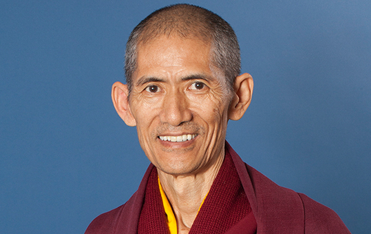 November 10-16: Mind Training (Lojong) Retreat with Khenpo Pema Wangdak